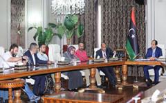 سادة وزير الصحة عمر بشير الطاهر