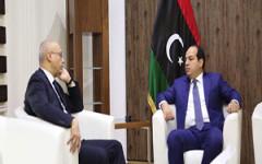 سفير الجمهورية التركية في ليبيا