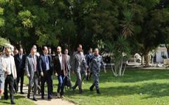 اليوم الاربعاء بالمبنى الاداري بجامعة طرابلس