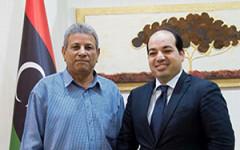 بعميد بلدية طبرق لمناقشة احتياجات